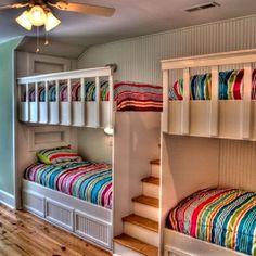 88 Best Kids Bedroom Ideas And Designs Images Bunk Beds Bedroom