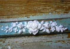 Shabby-n-Chic-Rose-Center-Furniture-Appliques-FREE-SHIPPING