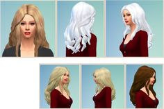 Birksches sims blog: Thick Hair  - Sims 4 Hairs - http://sims4hairs.com/birksches-sims-blog-thick-hair/