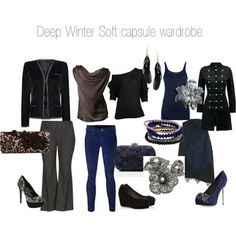 expressing your truth blog: Deep Winter Soft