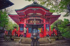 PRAY  by SamehRefat  park travel religion tourism tourist architecture temple culture wood asia pray god pagoda dragon to