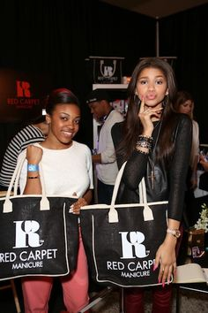 Do you want to win Zendaya's exclusive RCM manicure gift bag?