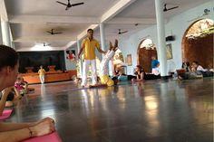 Traveling Through India: Sivananda Ashram, Neyyar Dam   Healthful Pursuit