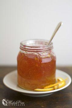 The Very Best Homemade Blood Orange Marmalade Recipe! via ThankHeavens.com