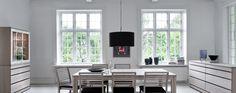 Skænke, opbevaring, overskabe, vitrineskabe, Skovby skænk | Skovby Møbler