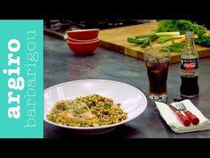 Σούπα με λαχανικά και κριθαράκι από την Αργυρώ Μπαρμπαρίγου | Γρήγορη, οικονομική και θρεπτική. Ιδανική αν κάνετε διατροφή ή αγαπάτε τις vegan συνταγές!