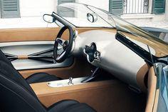 Mini Superleggera Vision Concept. (via Mini Superleggera Vision Concept | Beautiful Life)  More car design here.