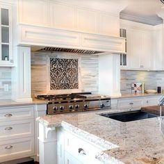 Kitchen Backsplash Designs With White Cabinets backsplashes with white cabinets - yahoo image search results