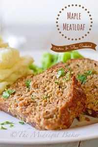 This meatloaf recipe takes a change in direction from a very special and unusual ingredient