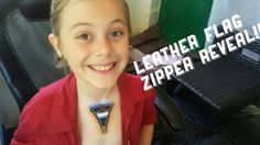 Zipper reveal with Lindon!