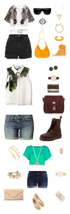 """""""8.8"""" by molly4brit ❤ liked on Polyvore featuring Topshop, Michael Kors, Casadei, Haiku, DAMIR DOMA, Kate Spade, Gorjana, Retrò, Lacoste and Elle Sasson"""