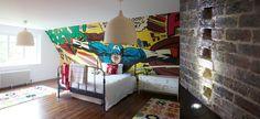 Arior Design - Boys bedroom