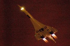 Remarks: Concorde rocketing out at night which makes the impressive reheats visible in this photo. Concorde was known the utilize afterburners upon takeoff hence its high V1 speed. Click the link in our bio for the latest article on Boom Aerospace's ambitious leap into the future of air travel. Photographer(s): Get Concorde Flying Again via FB. Country(s) of Origin: Location(s): CDG Operator(s): Air France Aircraft Type(s): Concorde Make sure to use our repost hashtag #.AvNationRepost or…
