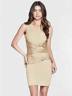 GUESS by Marciano Women's Brielle Sweater Dress