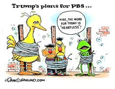 PBS funding cuts