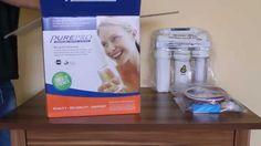 ★★★★★ PurePro RO105 beépíthető fordított ozmózis víztisztító bemutatása ...
