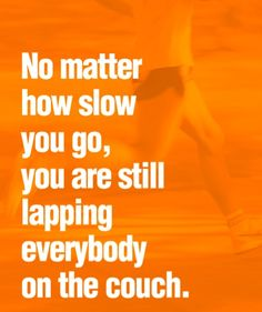 Going to remember this as I run a 5K, 10K, and the first half marathon.