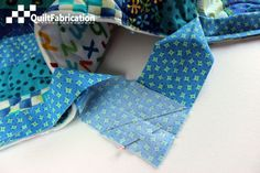 joining quilt binding