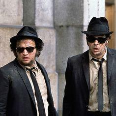 The Blues Brothersdir. by John Landis (1980), pictured John Belushi, Dan Aykroyd.