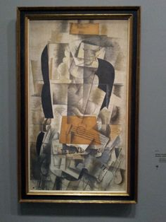 Georges Braque at Le Grand Palais from www.atthepinkhouse.tumblr.com
