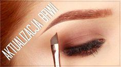 kitulec beauty blog: TUTORIAL: Aktualizacja Brwi