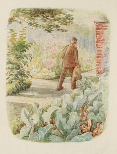 Beatrix Potter | Mr. McGregor's Garden | Peter Rabbit