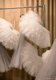 Garance Dore photographs the New York City Ballet ahead of their Winter 2015 season
