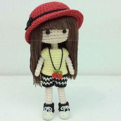Bonny doll amigurumi - Free Patterns