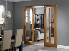Inspire Range - Internal Bifolding Room Divider Doors » Vufold