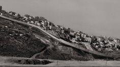 """Shu'fat refugee camp, Northeast Jerusalem, from """"Wall."""""""
