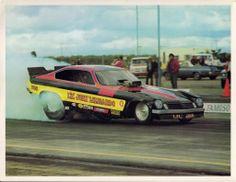 "'LIL"" JOHN LOMBARDO Funny Car"