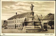 Pécs. Zsolnai szobor   Képcsarnok   Hungaricana