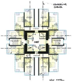 Image result for floor plans hotel design about 28mx28m with dimensions