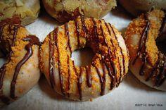 Federal Donuts, Philadelphia. S'mores donut.