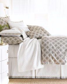 """Ellington"" Bed Linens"