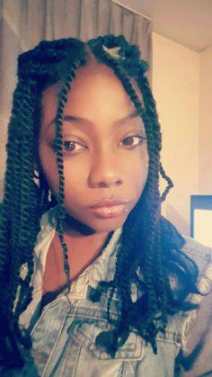 #twist braid#black woman