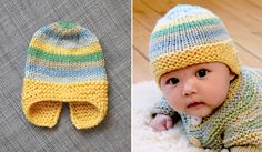 insanely cute hat (also cardi & booties). 2 y.o. size pattern is free, other sizes for sale.