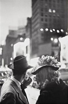 Photo by Louis Faurer, 1940s