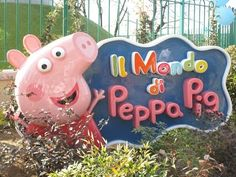 Inaugurazione del Mondo di Peppa Pig - Leolandia 28 Marzo 2015 - YouTube
