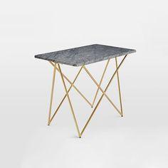 Waldorf Side Table | West Elm Sitting Room side table