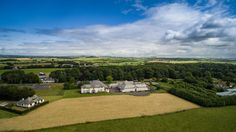 The Scottish Agricultural College at Auchincruive. #whywefly #aerialpixls #djiinspire1