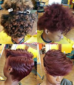 Voice Of Hair — |TRANSFORMATION TUESDAY| Beautiful #haircolor on...