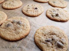 Original Amerikanische Chocolate Chip Cookies Cookies Rezept Original