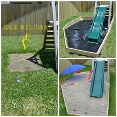 {Summer Fun with Kids} Day 5: DIY Sandbox and Outdoor Activities - Made To Be A Momma