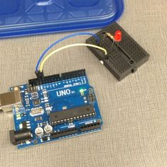 Morse Code functions on the Arduino today by west_robotics