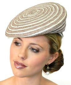 Fashion hat Madonna, designed by Melbourne milliner Louise Macdonald