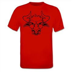 Angry Bull T-Shirt