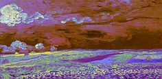 Featured Art - Blend 18 van Gogh  by David Bridburg