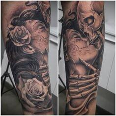 catrinas tatuagem - Pesquisa Google                                                                                                                                                      Mais