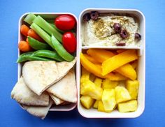 Everything you need to pack lunches quickly with more sanity.
